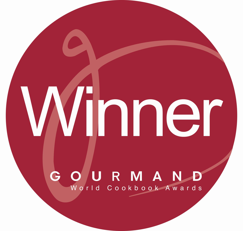 Logo Gourmand Winner 2016 Vector pantone 201C